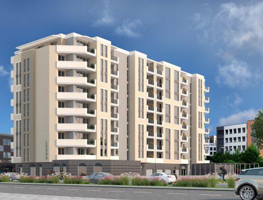 Тристаен апартамент в Дизайнерска сграда в Кючук Париж–Пловдив.