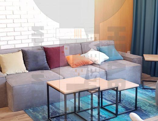 двустаен дизайнерски апартамент