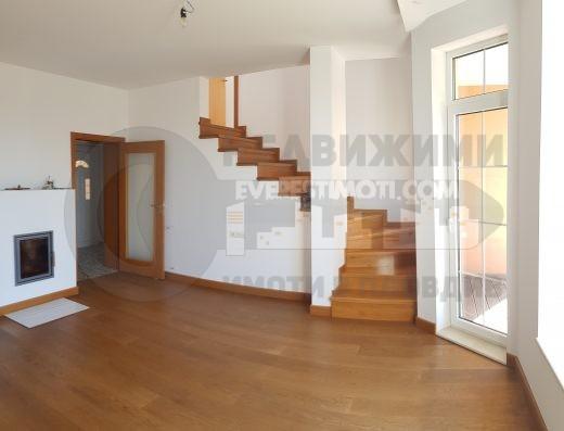 Прекрасна двуетажна нова къща, завършена до ключ и готова за обзавеждане - Въстанически - Пловдив