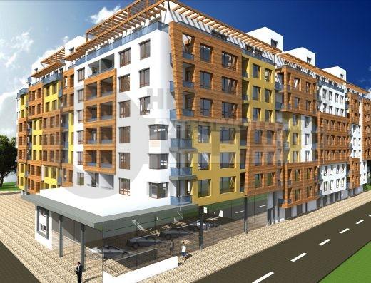 Просторен тристаен в нова сграда II–Каменица