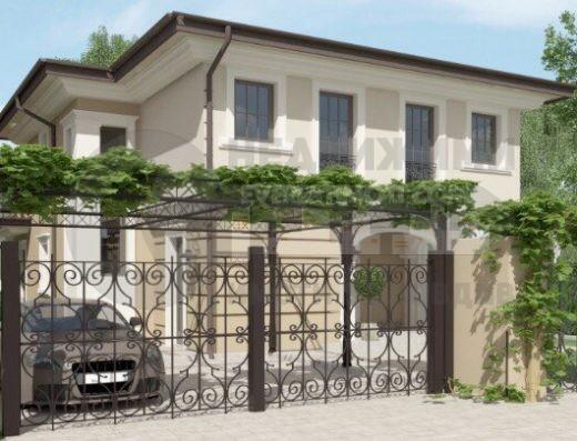 двуетажна нова къща в Белащица