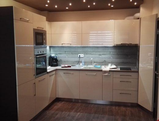 Двустаен апартамент луксозно обзаведен в Пловдив