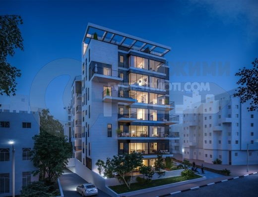 Двустаен апартамент в Лукс сграда