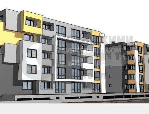 тристаен нов апартамент - кв.Смирненски– Пловдив