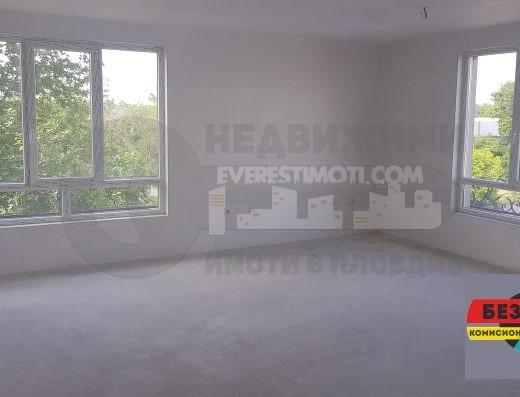 Тристаен нов апартамент в Кючук Париж /Гараж/-Пловдив