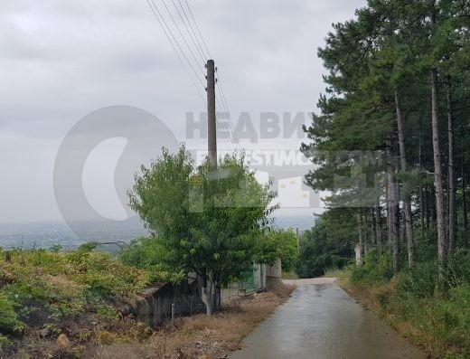 Парцел за фамилна къща до боровата гора - Марково