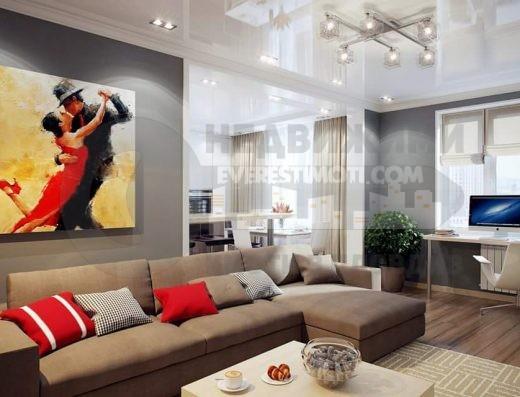 Двустаен апартамент на супер място до ВСИ– Пловдив