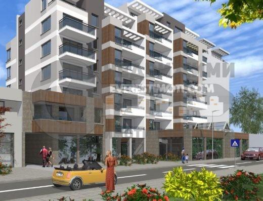 Тристаен апартамент в Кючук Париж– Пловдив