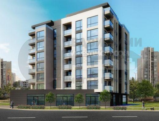 Двустаен просторен апартамент до Форума в Тракия-Пловдив
