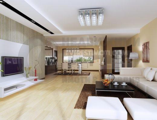 Многостаен апартамент с хол 43 кв.м. в нова бутикова сграда/гараж/ - Младежки хълм - Пловдив