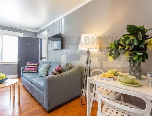 Двустаен апартамент с голям хол/гараж/ - Младежки хълм - Пловдив