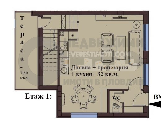 ТОП локация в кв. Беломорски - Къща с три спални и гараж