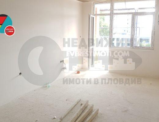 Двустаен апартамент в нова сграда в кв.Кършияка/Гараж/- Пловдив