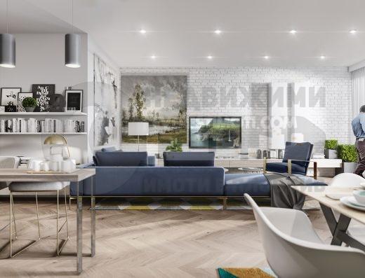 Tристаен апартамент в лукс сграда/гараж/ - Смирненски - Пловдив
