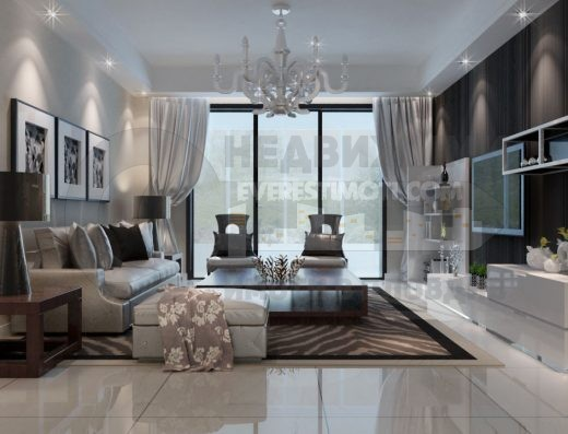 Многостаен апартамент в в нова бутикова сграда/гараж/ - Широк център - Пловдив