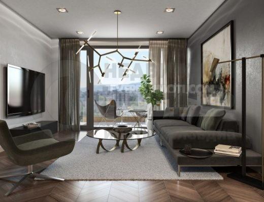 Светъл нов тристаен апартамент в предпочитан район/гараж/ - Младежки хълм - Пловдив