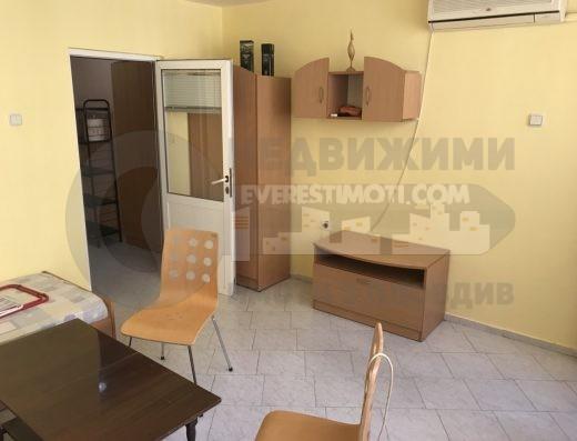 Eдностаен обзаведен апартамент - Новотела - Пловдив
