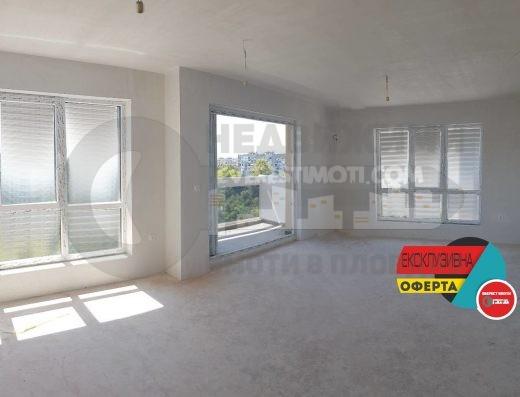 ЕКСКЛУЗИВНО! Тристаен нов апартамент с южен хол и панорама - магазин Лекси Смирненски - Пловдив