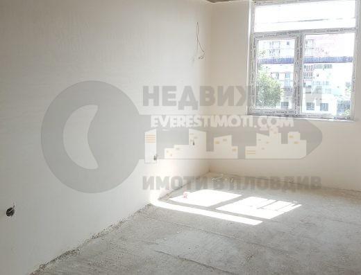 Двустаен нов апартамент в красива сграда, в Каменица II-гр.Пловдив