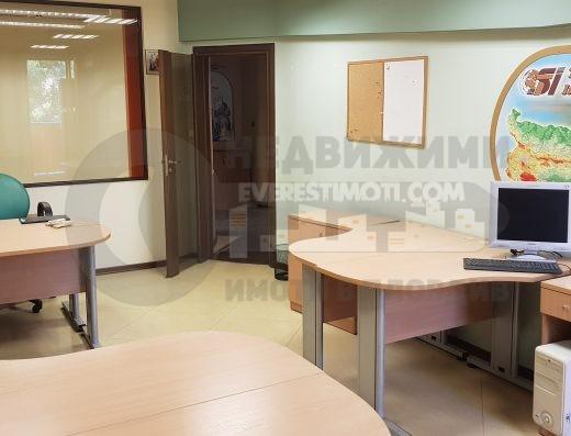 Луксозно завършен офис до Новотел Пловдив