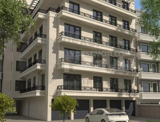 Тристаен апартамент в малка бутикова сграда в ЦЕНТЪРА- гр.Пловдив