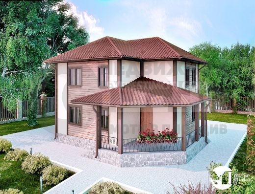 С уникална локация! Самостоятелна нова двуетажна къща с гараж - Въстанически - Пловдив
