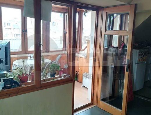 Двустаен обзаведен апартамент в Кършияка, гр. Пловдив
