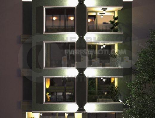 Панорамен Двустаен апартамент в кв.Смирненски- Пловдив