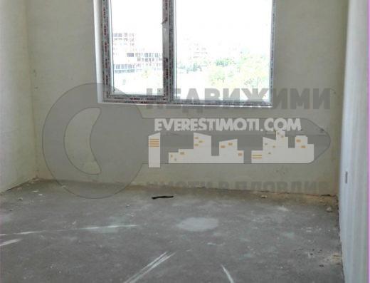 Панорамен нов тристаен апартамент с отделна кухня - кв. Тракия - Пловдив