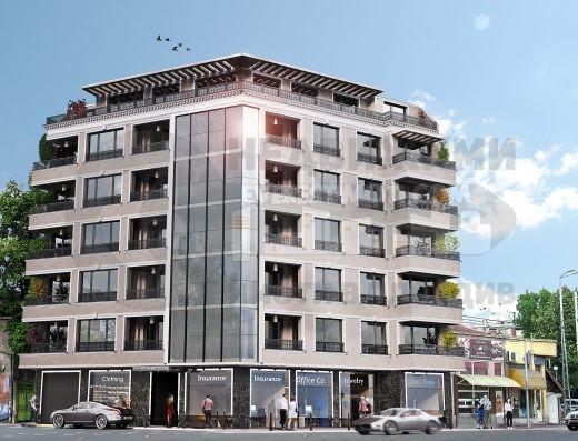 Супер магазин на булевард Хр.Ботев до Пловдивски университет