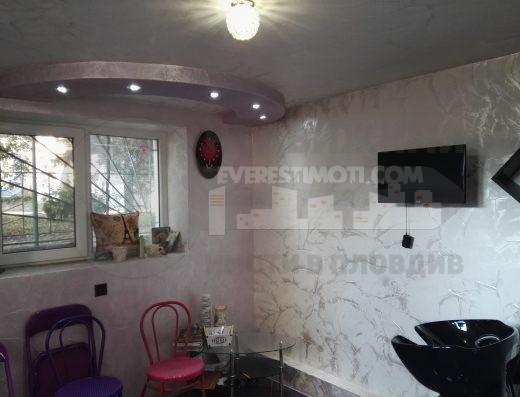 НАЕМ!Нов фризьорски салон в кв.Смирненски-Пловдив