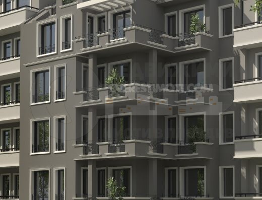 Тристаен Апартамент до ресторант Ривиера, Каменица I-Пловдив