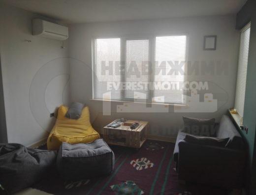 Тристаен Обзаведен апартамент с Гараж, Каменица II-гр.Пловдив