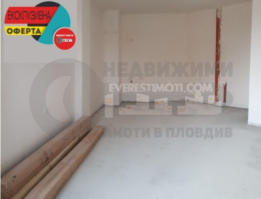 Двустаен готов апартамент в малка луксозна сграда до общината в кв. Смирненски – Пловдив