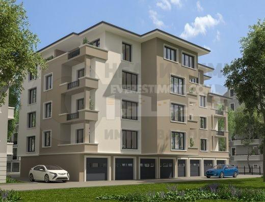 Двустаен апартамент с Паркомясто във кв. Въстанически гр. Пловдив