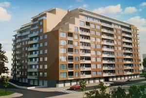 Нова Сграда с изгодни жилища в Кючук Париж гр. Пловдив