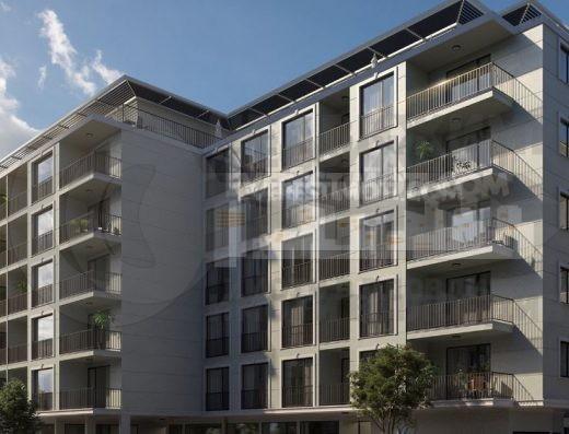 Двустаен апартамент с прекрасен хол в малка нова сграда до магазин Сани - кв. Смирнеснки - Пловдив