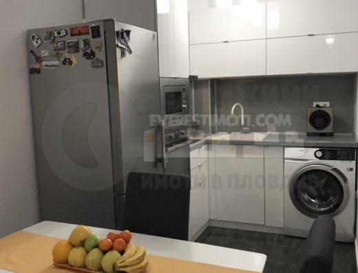 Двустаен напълно обзаведен дизайнерски апартамент - кв. Смирненски - Пловдив