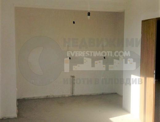 Двустаен изцяло южен готов апартамент - Поликлиниката, Тракия - Пловдив