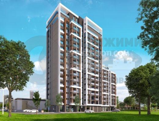 Двустаен нов апартамент в кв. Тракия гр. Пловдив