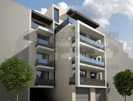 Тристаен Апартамент в Центъра на гр. Пловдив, Каменица I