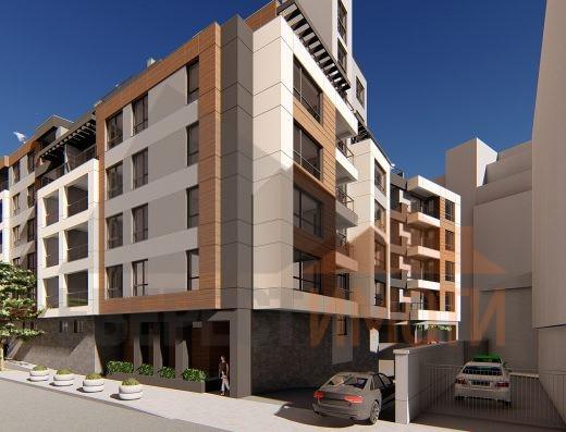 Тристаен апартамент в нова сграда, в кв. Кършияка гр. Пловдив