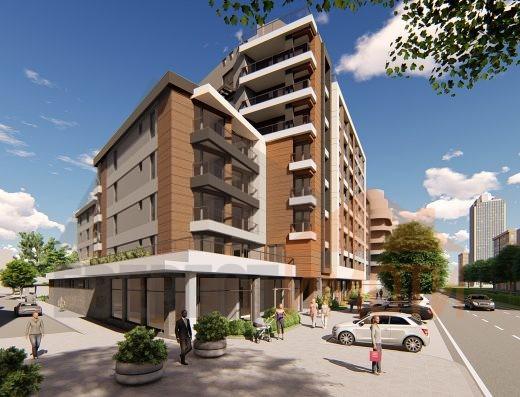 Боксониера в нова сграда, в кв. Кършияка гр. Пловдив