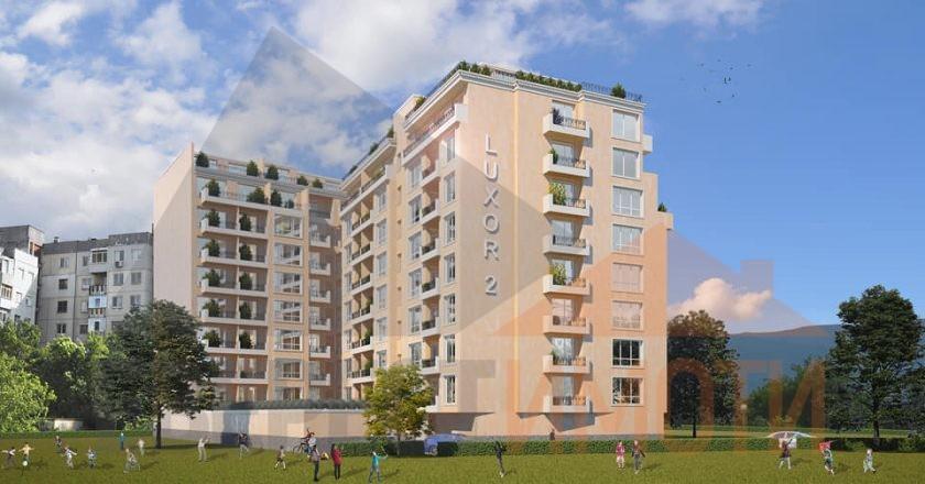 """Нова жилищна сграда в Пловдив """"Луксор"""" 2"""