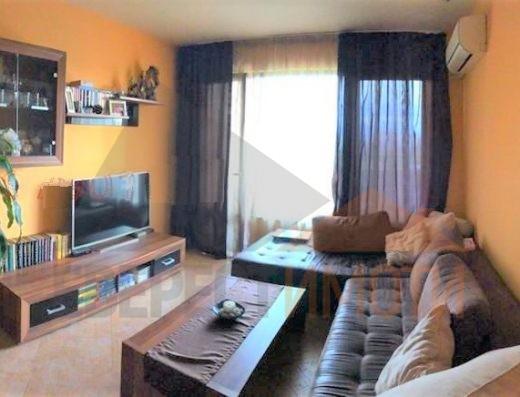 Напълно отремонтиран и обзаведен двустаен апартамент до Поликлиниката в кв. Тракия - Пловдив
