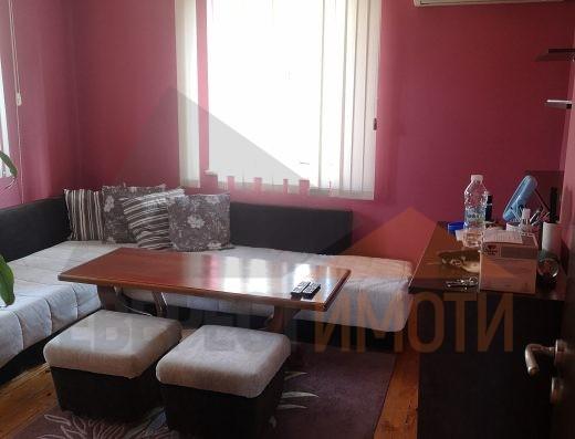 Тристаен Обзаведен апартамент с паркомясто до Гребна база гр. Пловдив