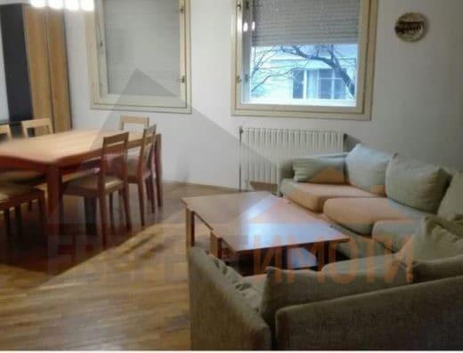 Тристаен обзаведен апартамент с гараж в Центъра гр. Пловдив