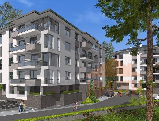 Просторен тристаен апартамент с южен хол в малка нова сграда - Южен - Пловдив