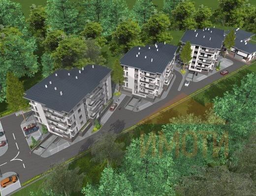 Двустаен апартамент с функционално разпределение в нов бутиков комплекс - Южен – Пловдив
