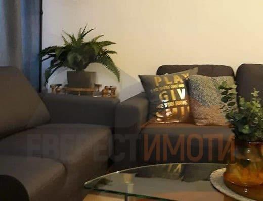 Тристаен луксозно обзаведен апартамент в Център, гр. Пловдив
